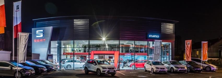 Volkswagen Sainte Genevieve Des Bois > SEAT Essonne Seat ATLANTICO